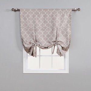 WINSTON PORTER Cadel Curtain Rod Blackout Set of 2